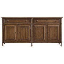 Howell 2 Drawer 2 Door Campagne Cabinet by Canora Grey