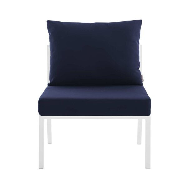 Montclaire Patio Chair with Cushions by Brayden Studio
