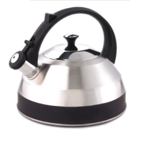 Steppes 2.8-qt. Whistle Tea Kettle by Creative Home