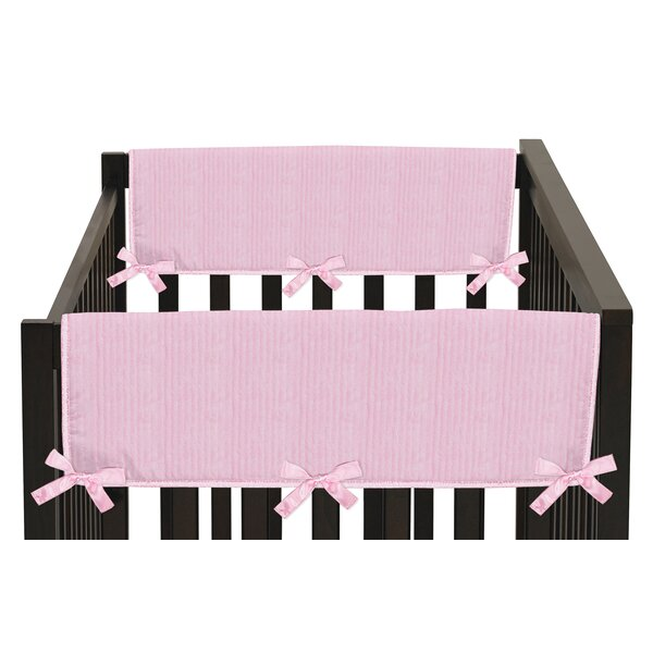 Chenille Side Crib Rail Guard Cover (Set of 2) by Sweet Jojo Designs