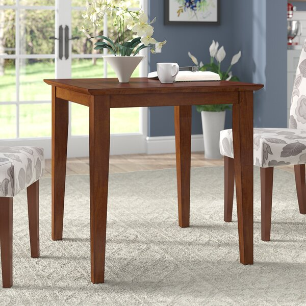 Best #1 Frost Dining Table By Charlton Home Coupon