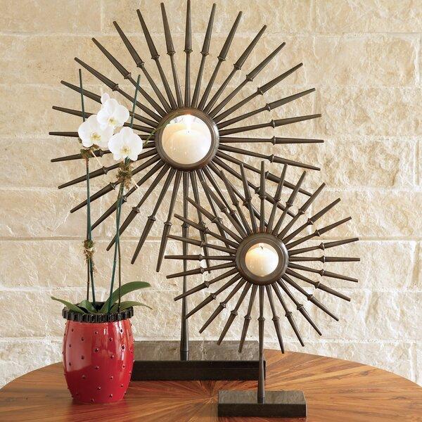 Centurion Sunburst Magnifier Sculpture by Global Views