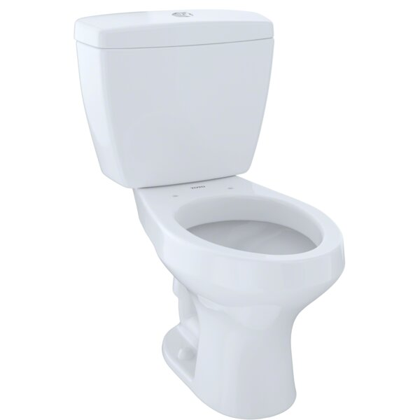 Rowan™ Dual Flush Elongated Two-Piece Toilet by Toto