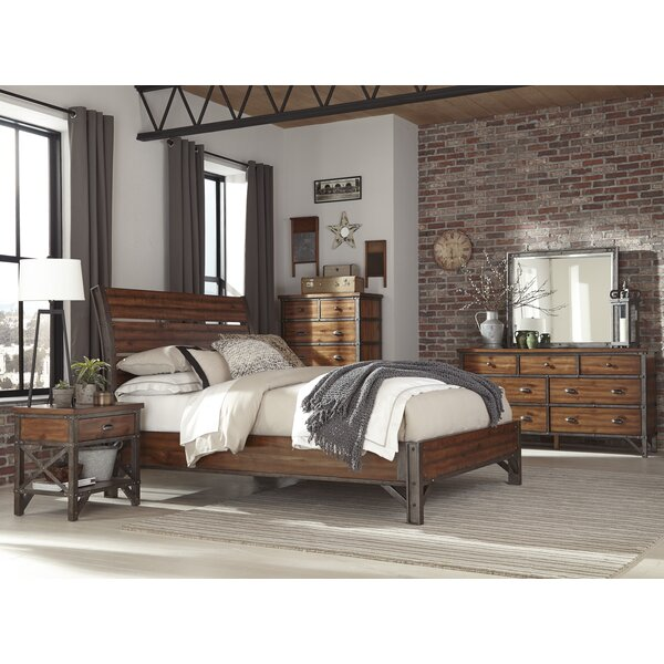 Haverhill California King Platform Configurable Bedroom Set by Williston Forge
