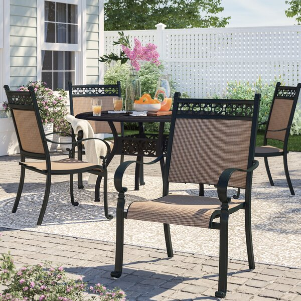 Curacao 5 Piece Dining Set by Sol 72 Outdoor