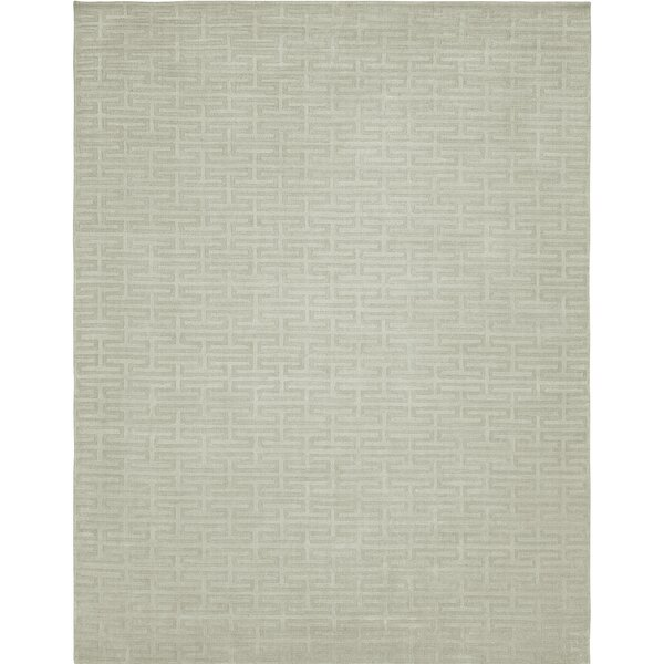 Hand-Woven Gray Area Rug by Wildon Home ®