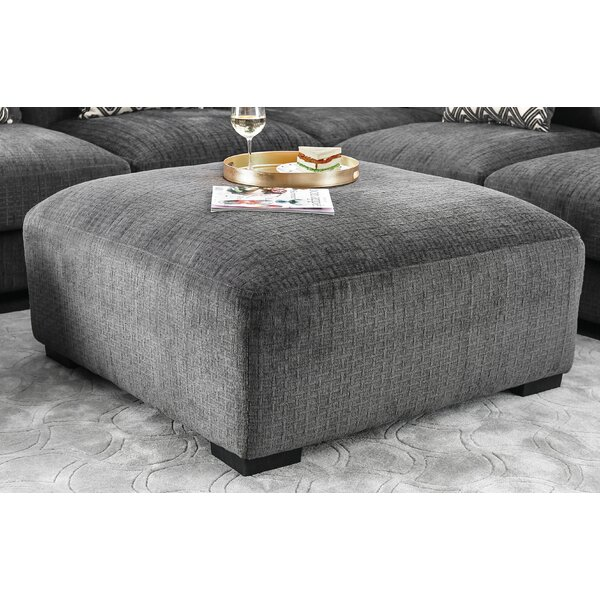 Ruthanne Tufted Ottoman by Latitude Run