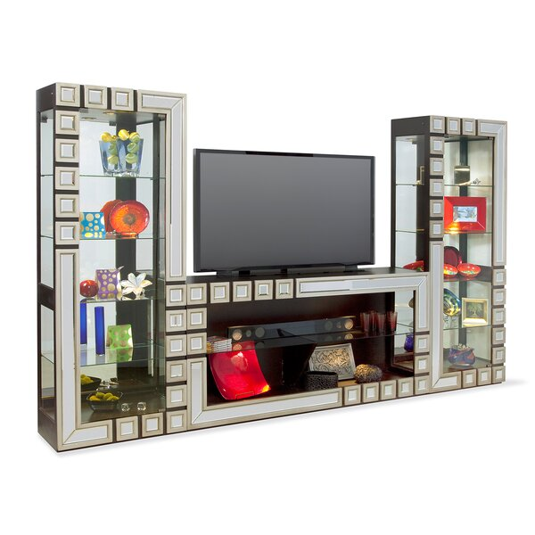 Halo Entertainment Center by Philip Reinisch Co.