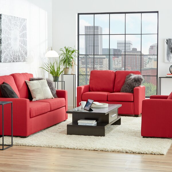 Earlene Configurable Living Room Set by Latitude Run
