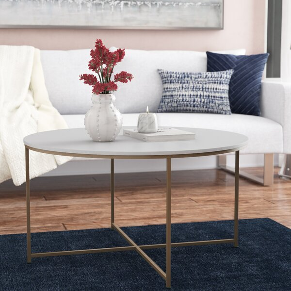 Bretz Coffee Table by Wrought Studio