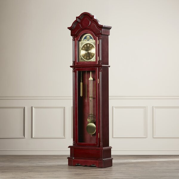 77 Grandfather Clock by Darby Home Co