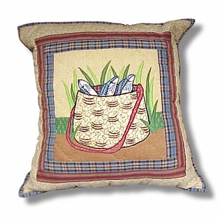 Plainsboro Bag Cotton Throw Pillow by Loon Peak