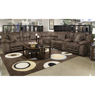 Branson Reclining Sectional by Catnapper