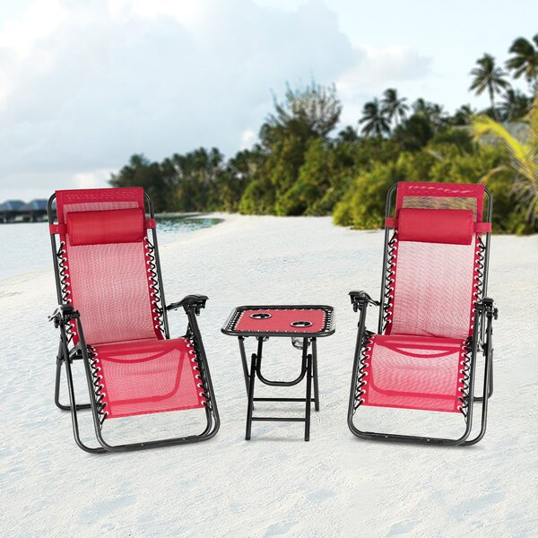 Solenn Reclining Zero Gravity Chair by Ebern Designs Ebern Designs