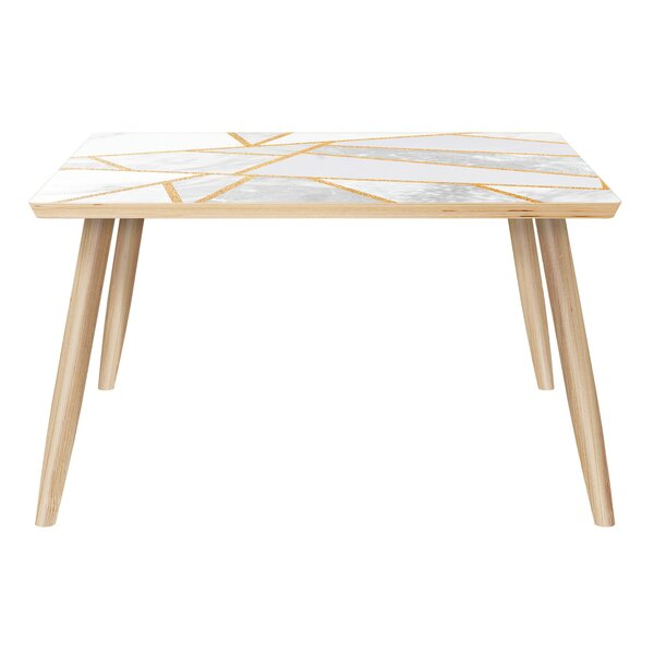 Hodgins Coffee Table by Bungalow Rose