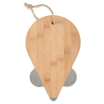 Squeak Mouse Cheese Board and Platter by TrueZOO