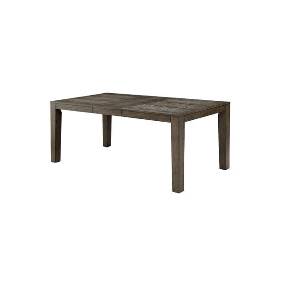 Livingon Counter Height Dining Extendable Table by Canora Grey