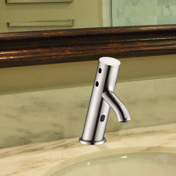 Standard Bathroom Faucet by Cinaton