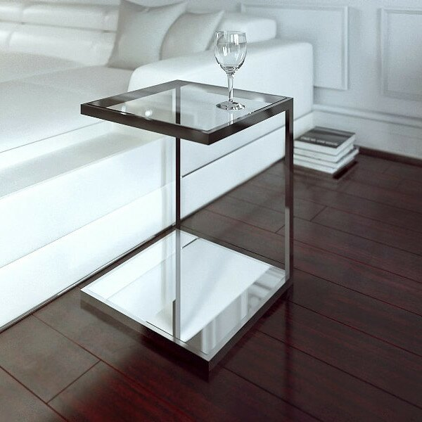 Best Price Iris End Table