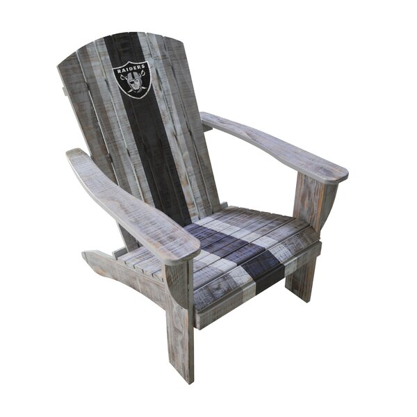 NFL Wood Adirondack Chair by Imperial International Imperial International
