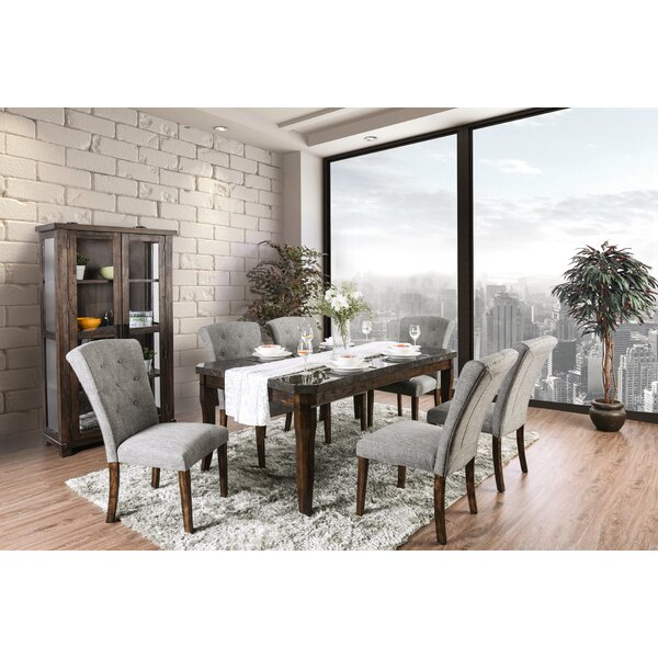 Villanueva 7 Piece Dining Set by Alcott Hill