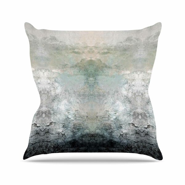 Pia Schneider Abstract No.1 Outdoor Throw Pillow by East Urban Home
