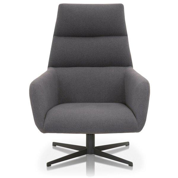 Sunderhaus Swivel Lounge Chair by Orren Ellis Orren Ellis