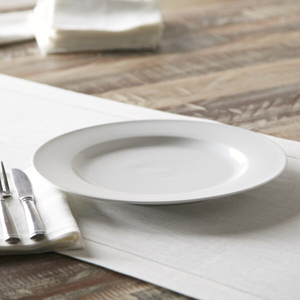 Hinton Dinner Plates (Set of 12) by Birch Lane™