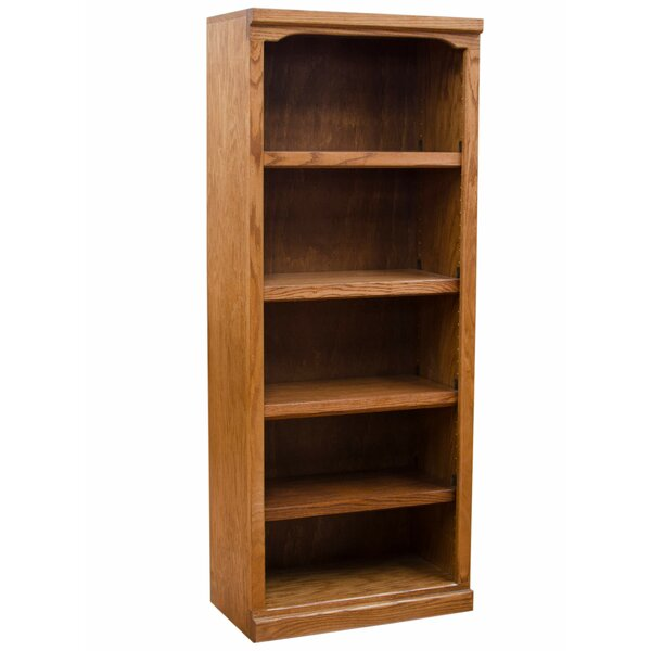 Fielder Traditional Standard Bookcase By Darby Home Co