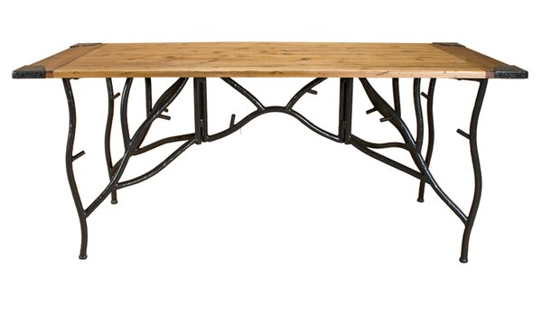 Royer Counter Height Dining Table by Loon Peak