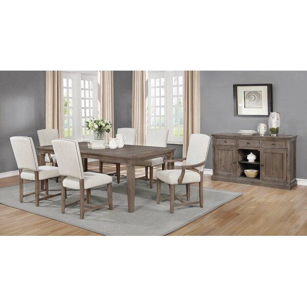 Steel 3 Piece Dining Set by Gracie Oaks
