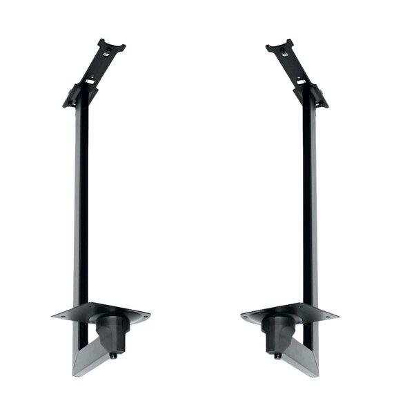 Pinpoint Mounts Platform Bookshelf Speaker Ceiling Mount