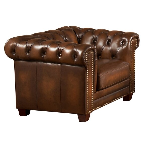 Saffold Chesterfield Chair