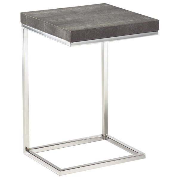 Metropolitan End Table by Reual James