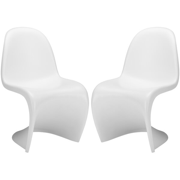 S Side Chair (Set of 2) by Edgemod