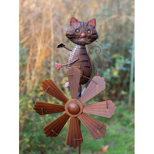 Windrad Windham Cat Garten Living | Garten > Dekoration | Garten Living