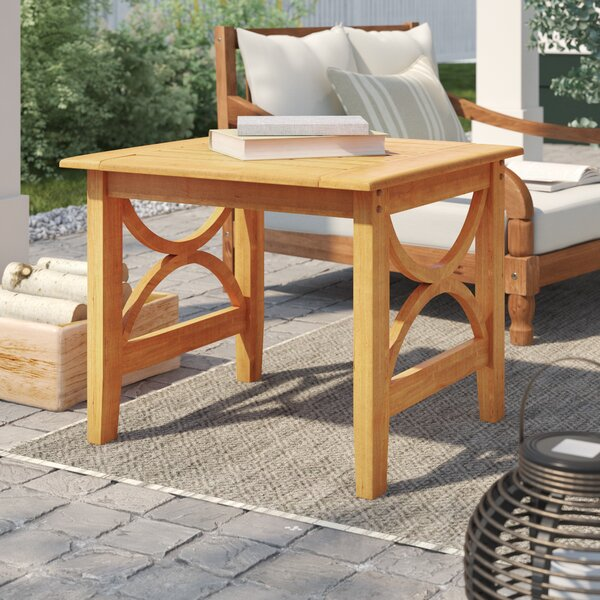 Brunswick Teak Side Table by Birch Lane™ Heritage