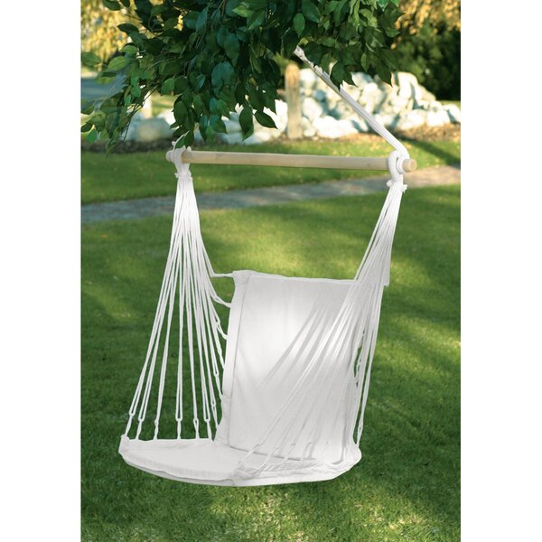 Alvarado Woven Cotton Chair Hammock by Mistana