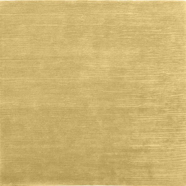 Shore Hand-Tufted Wool Gold Area Rug