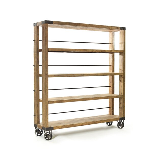 Zanna Etagere Bookcase by 17 Stories
