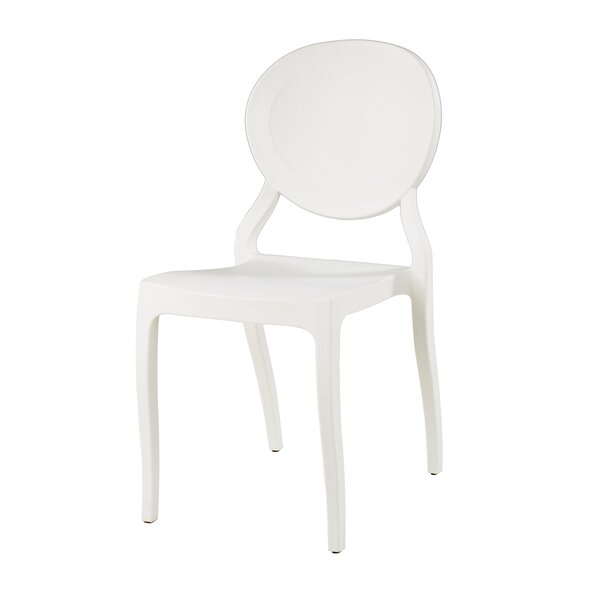 Emma Armless Stacking Chair by Commercial Seating Products