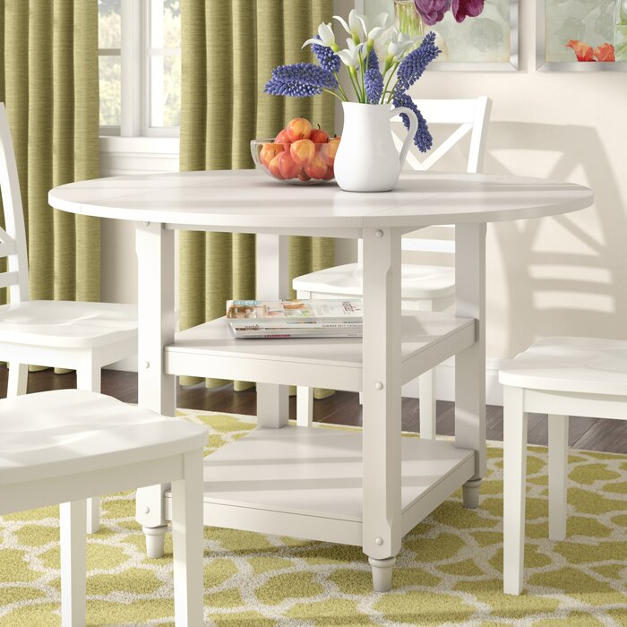 Bristol Extendable Drop Leaf Dining Table