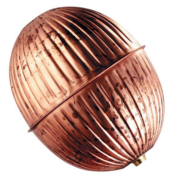 Copper Toilet Float Ball by Waxman