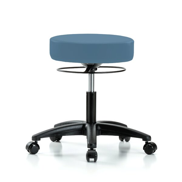 Height Adjustable Medical Stool by Perch Chairs & Stools