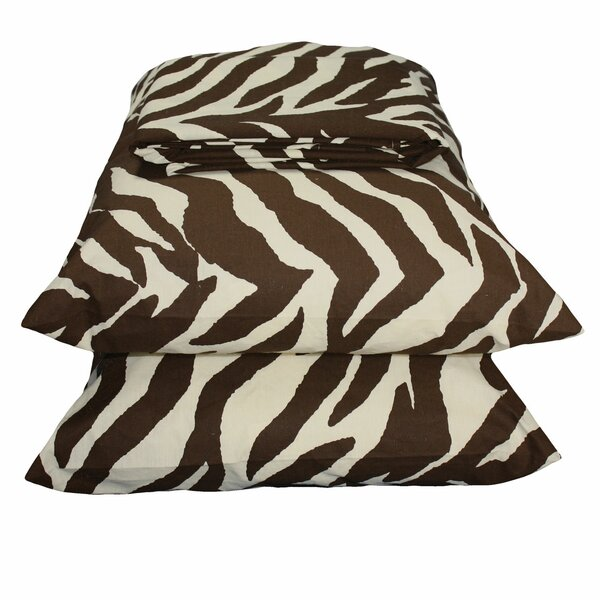 Zebra Sheet Set by Karin Maki