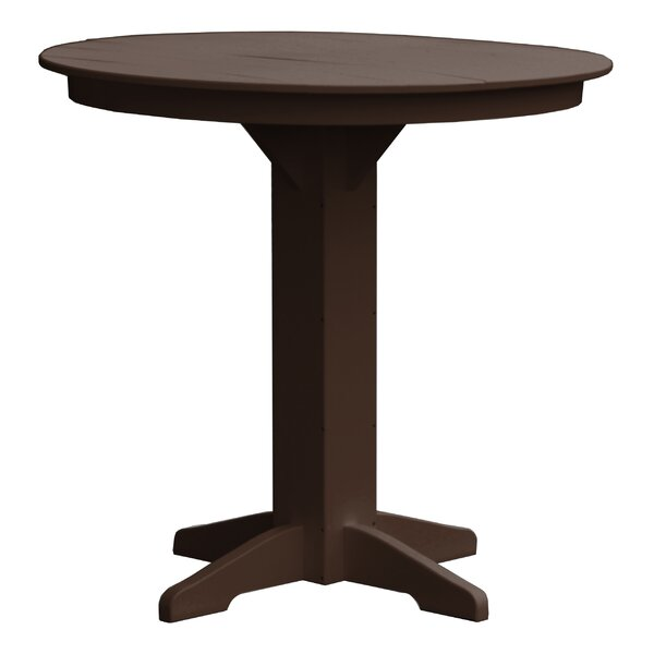 Rochester Plastic/Resin Bar Table by Radionic Hi Tech Radionic Hi Tech