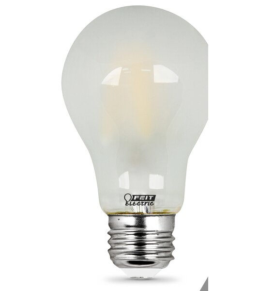 3.6W Frosted E27/Medium LED Light Bulb Pack of 2 by FeitElectric