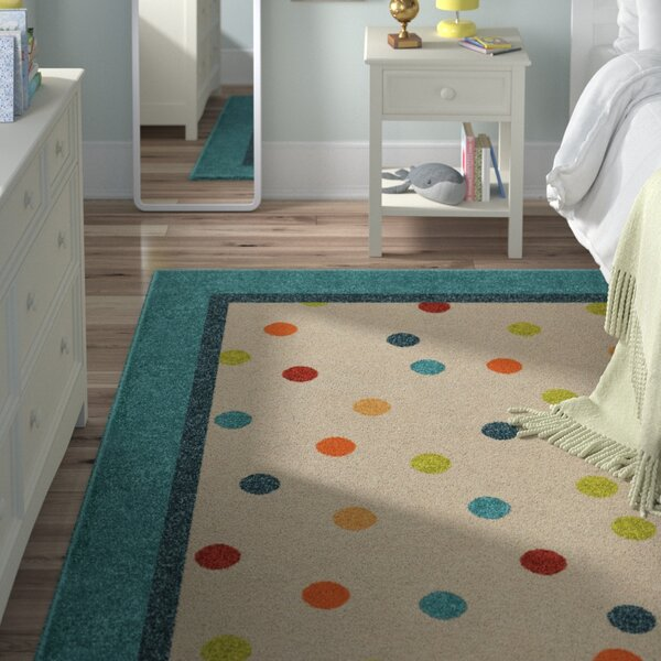 Jerry Area Rug by Viv + Rae