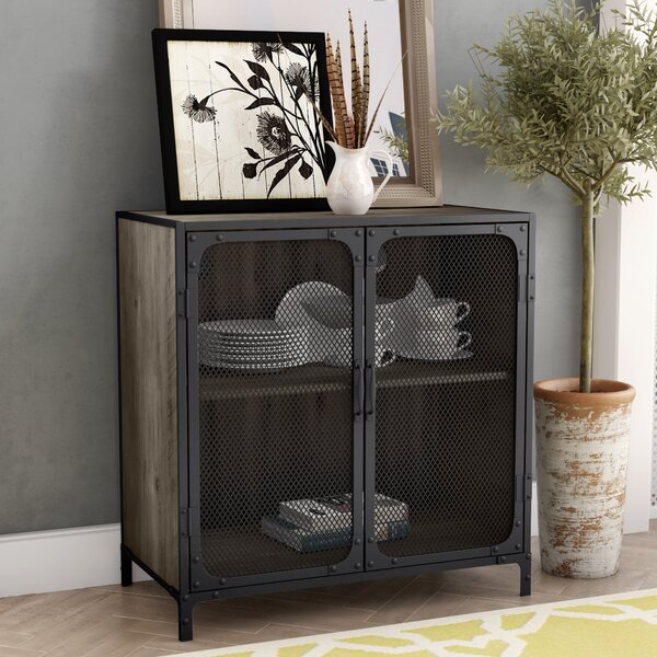 Bowser 2 Door Accent Cabinet by Williston Forge