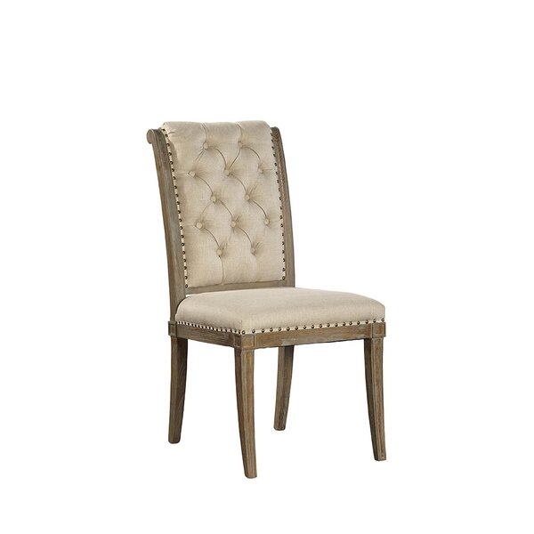 Ansley Upholstered Dining Chair by Furniture Classics